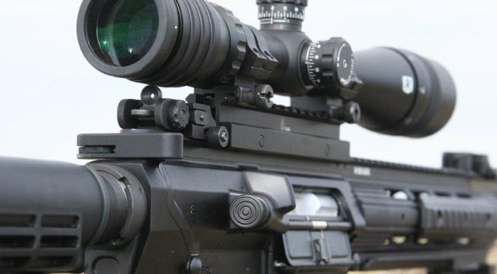 ar 15 zeroing targets