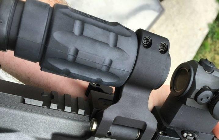 vortex magnifier 5x