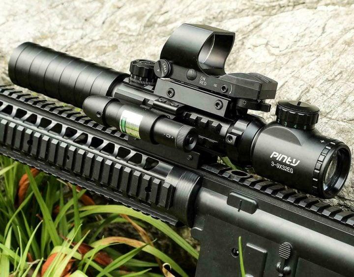good ar15 scope
