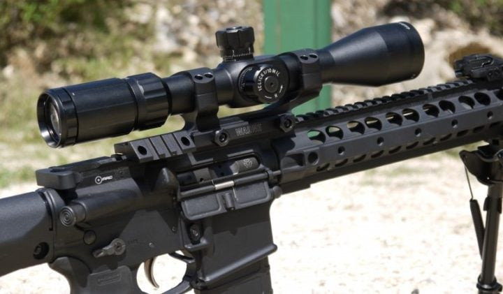 best scope for ar10