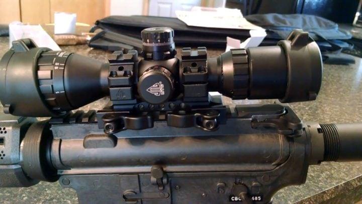 best ar 10 scope