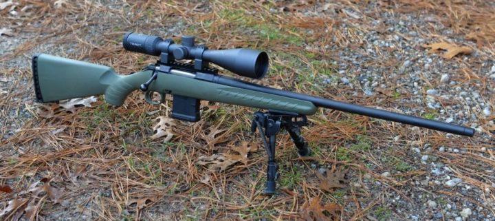 6.5 creedmoor hunting rifle