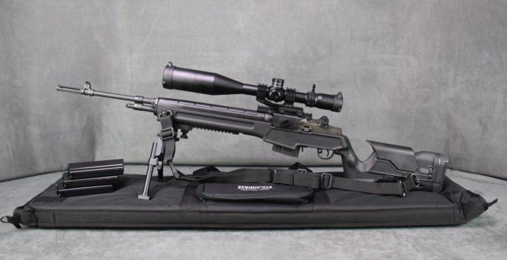 6.5 creedmoor long range rifle