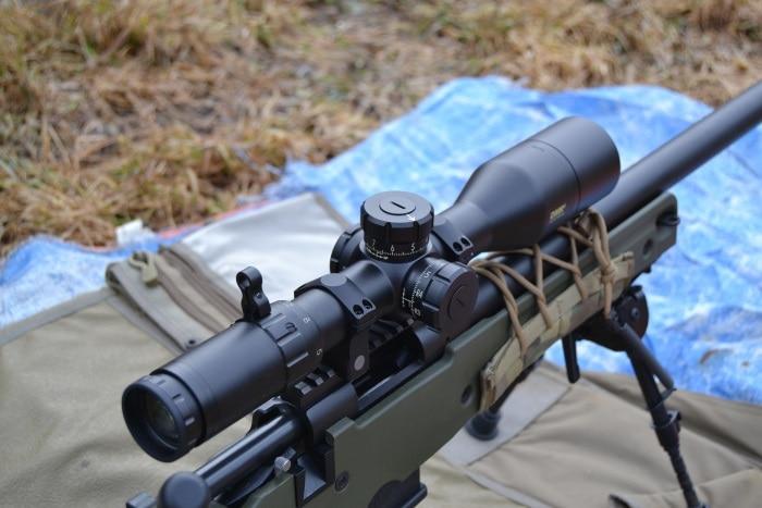 6.5 creedmoor rifle scope