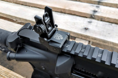 How To Use Iron Sights