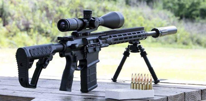 ar 10 hunting rifles