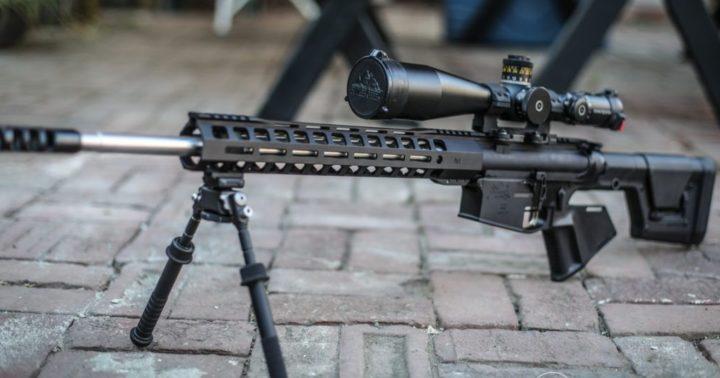 ar-10 rifle