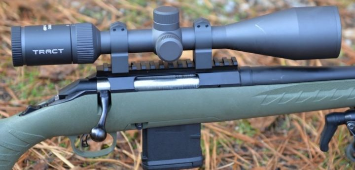best 6.5 creedmoor bolt action rifle