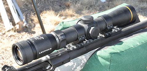 leupold scope for 6.5 creedmoor