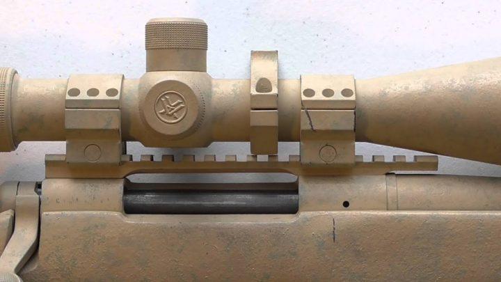 best scope rings for picatinny rail