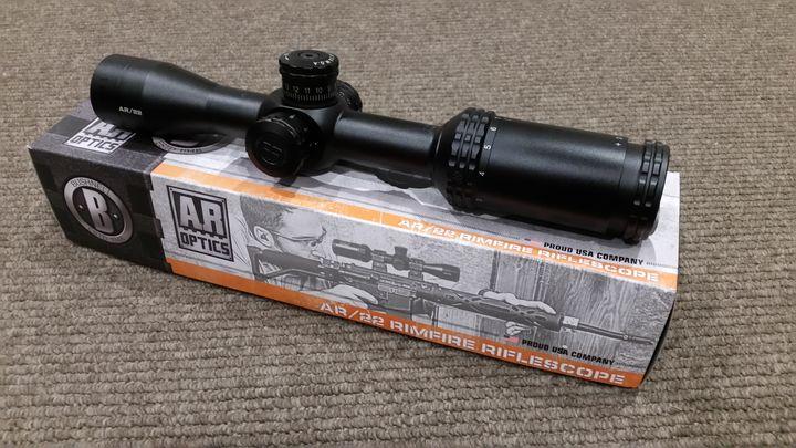 rimfire scopes