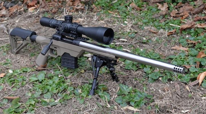 scope for 6.5 creedmoor hunting rifle