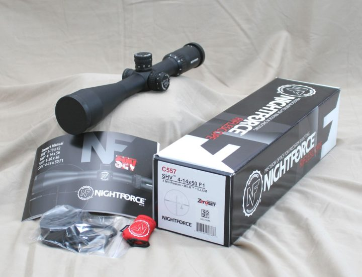 ruger precision rifle scope