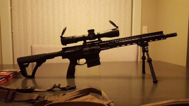 best 308 ar rifle