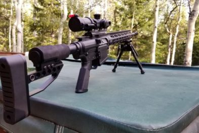What is an AR-10