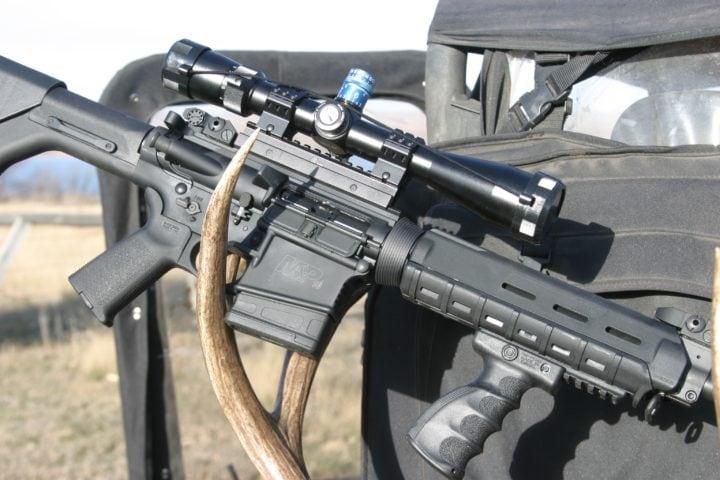 ar-10-Rifle
