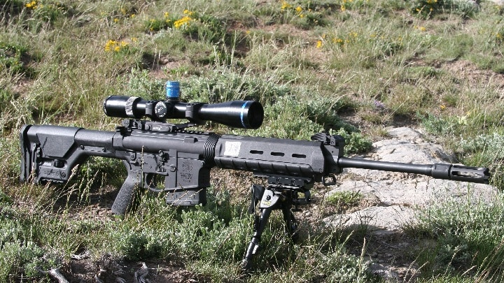 ar 10 scope