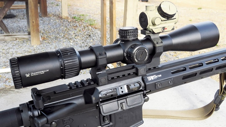 Scope Ring Height