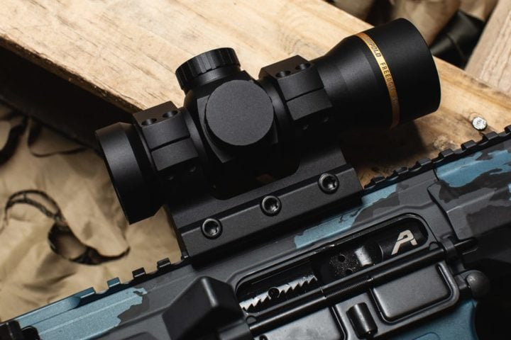 optics for ar 15