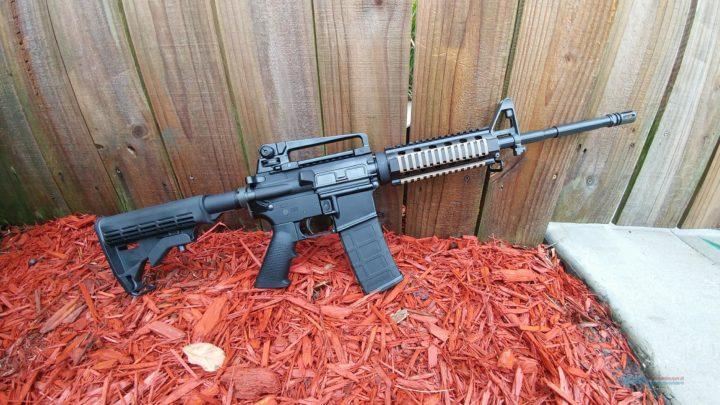ar 10 hunting rifle