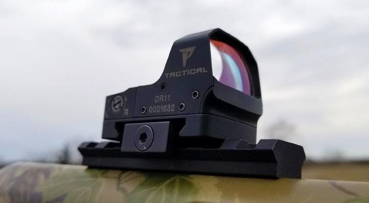 reflex vs holographic sight