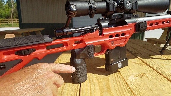 ruger precision rifle parts