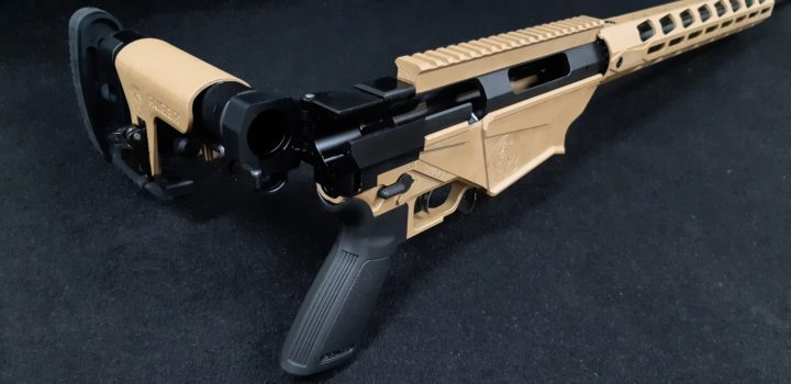 ruger precision stock