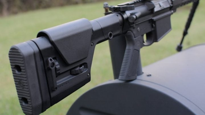 ruger tactical rifle