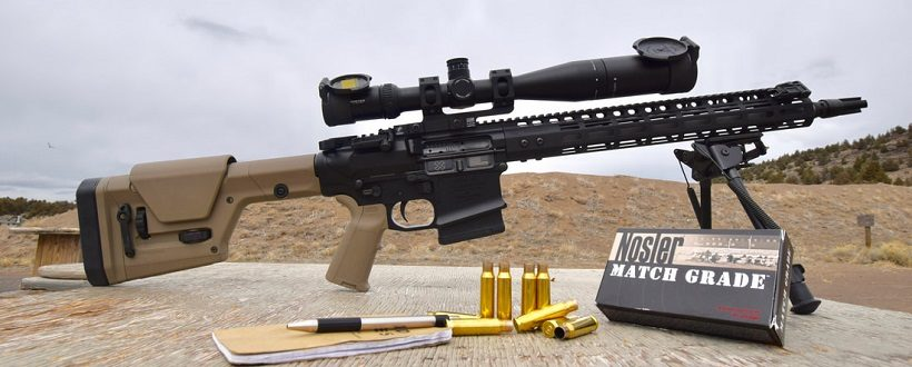 ruger.308 rifle