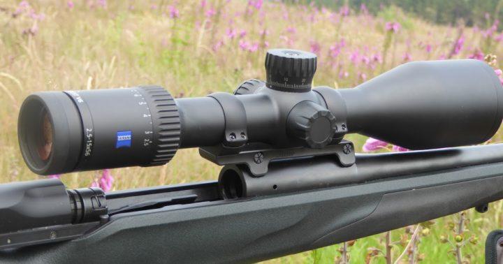 scoped ar15