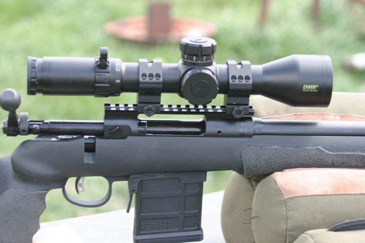 best scope for remington 700 308