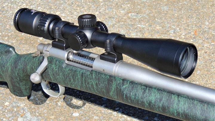 ar 15 magnifier scope