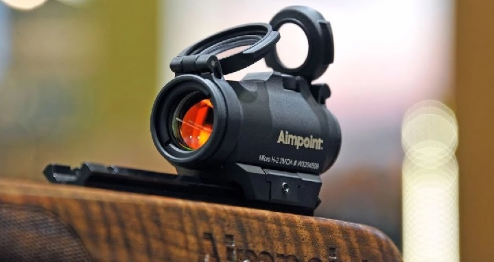 aimpoint or eotech