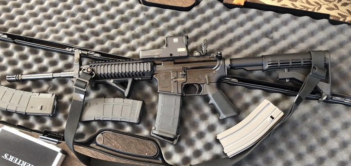 ar with eotech