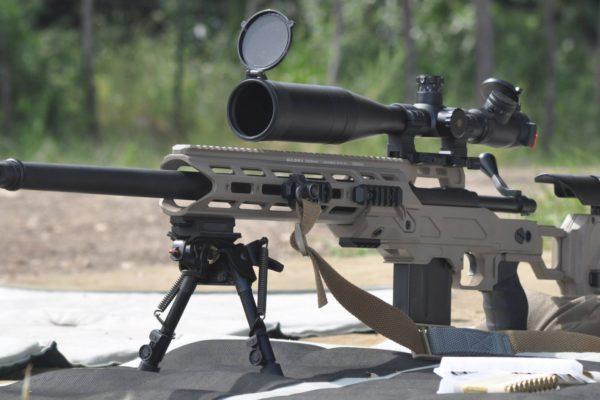 best scope for remington 700
