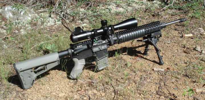 best scope for remington 700 sps tactical