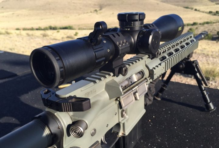 remington 700 optics