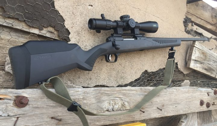 remington 700 scope recommendation
