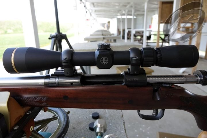 remington 700 scopes