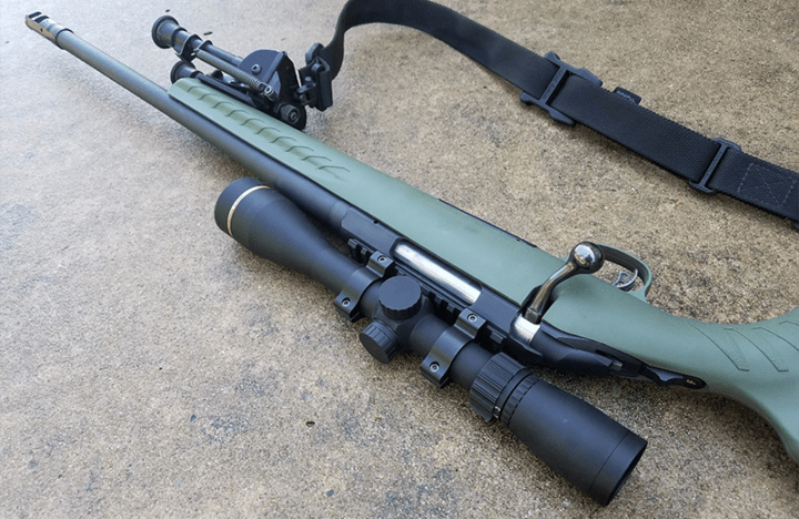 remington 700 sniper setup