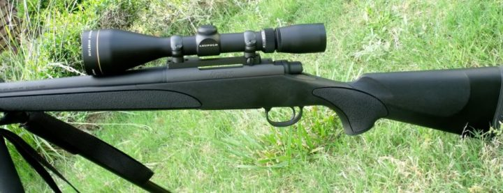 remington scope