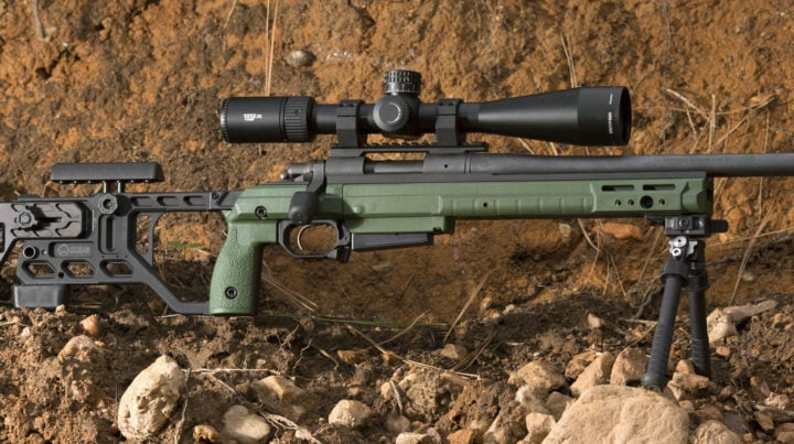 scopes for remington 700