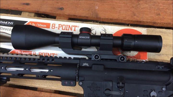 30 06 rifle scope
