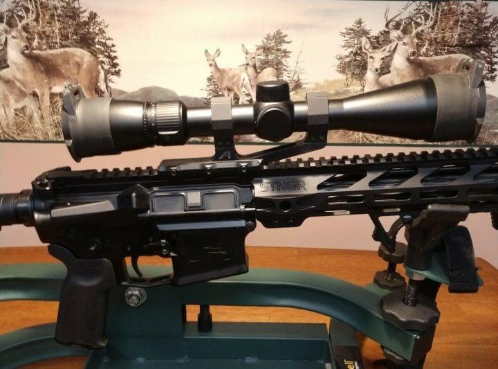30 06 rifle scopes