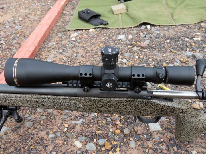 best 30-06 scope