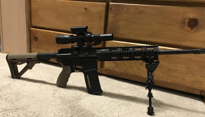 3006 rifle scope