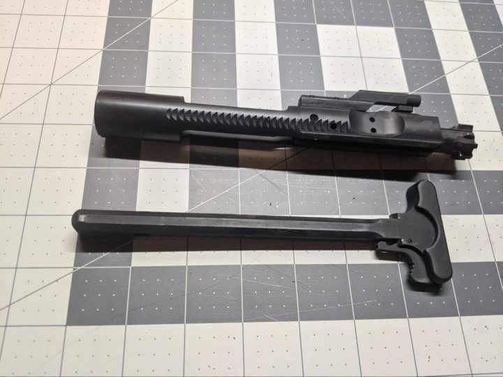 ar15 lower assembly