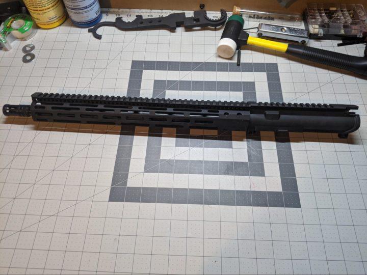 assembling ar lower