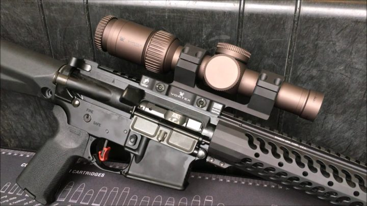 best rifle scope for 30 06