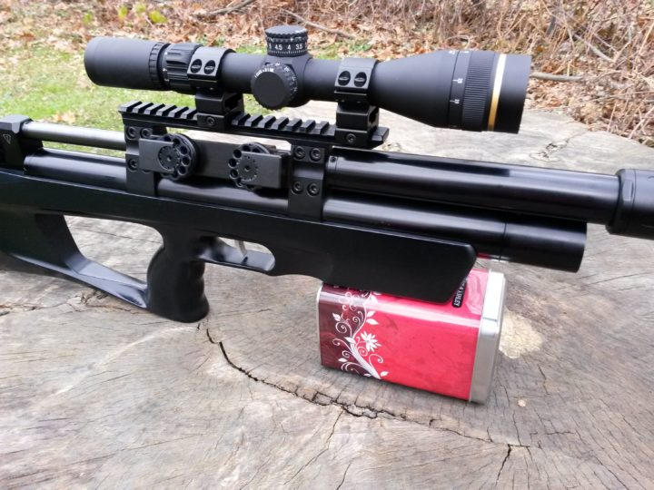 best scope for 22 mag